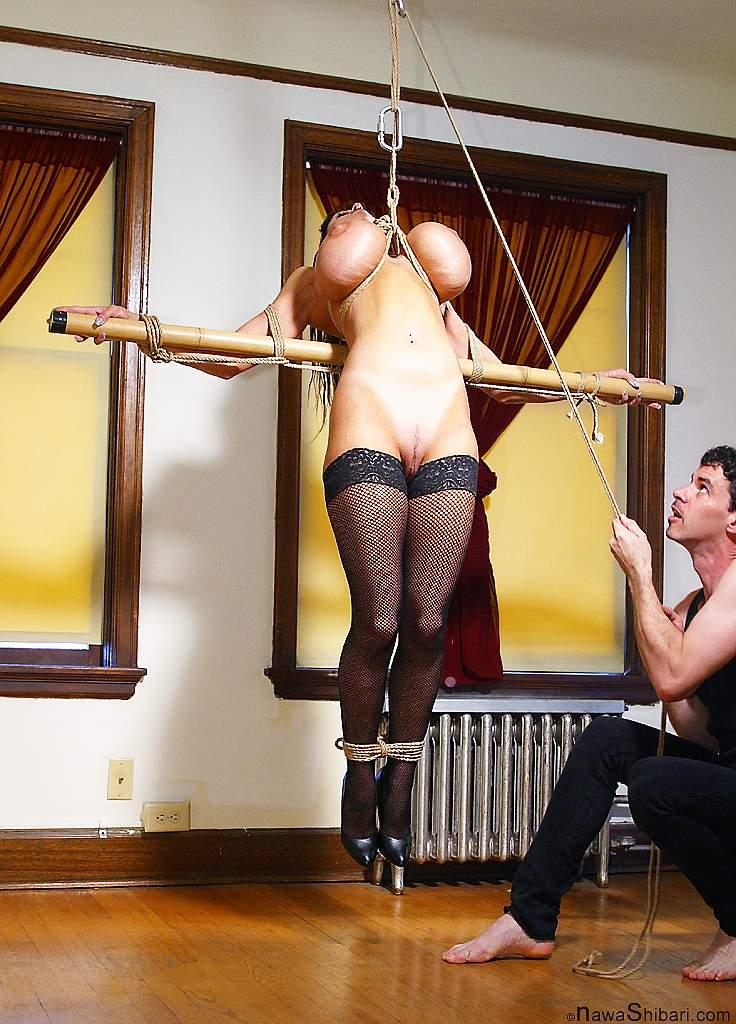 extra tight bondage